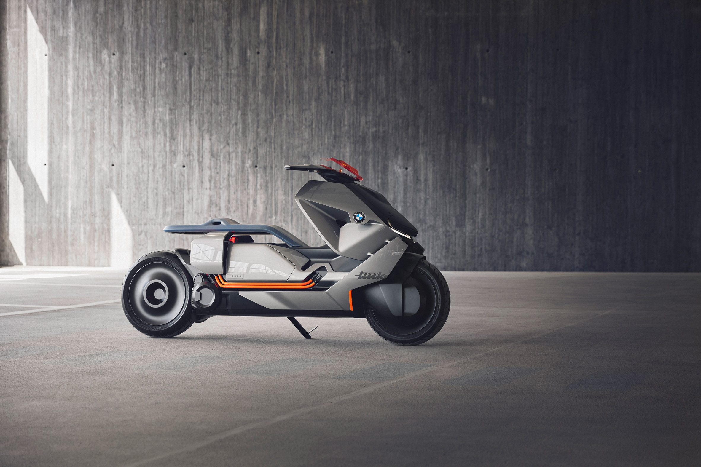 "BMW aims to ""reinvent urban mobility"" with connected scooter concept"