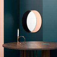 Bower presents graphic mirrors and lighting at ICFF 2017