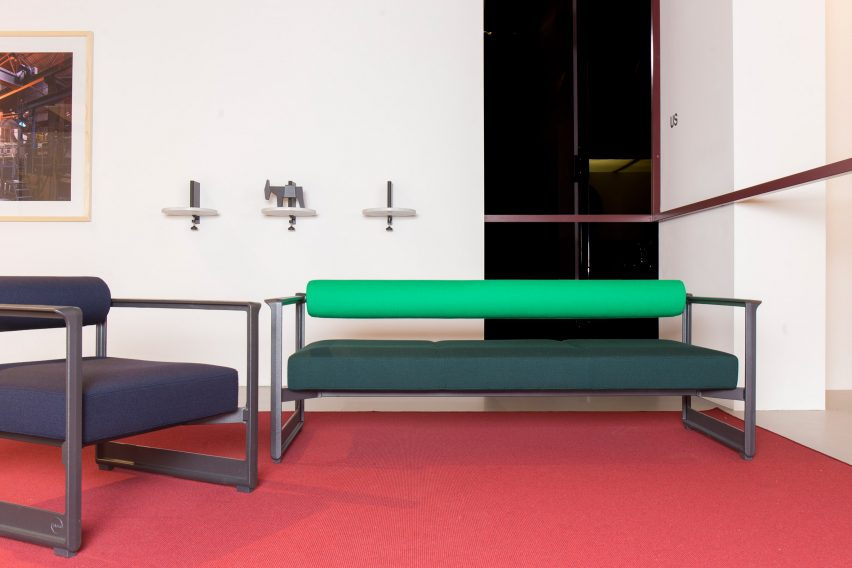 Brut furniture by Konstantin Grcic for Magis