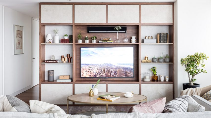 Canaletto Tower Apartment by Black & Milk