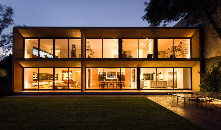 Carpinos House by Andres Stebelski