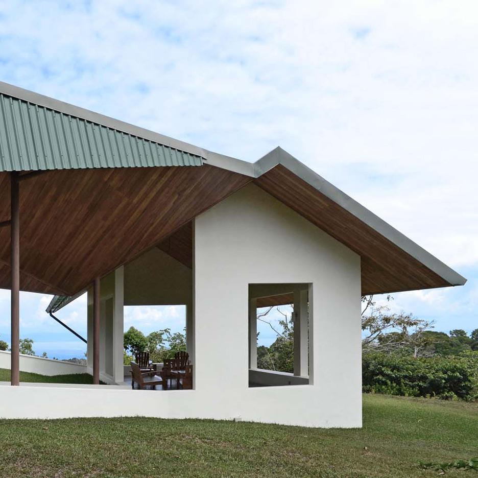 Casa Osa by Obra Architects
