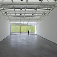 Château La Coste Art Gallery by Renzo Piano Building Workshop