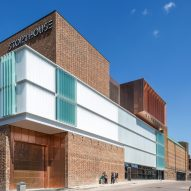 Bennetts Associates converts Art Deco cinema into cultural centre in northern England