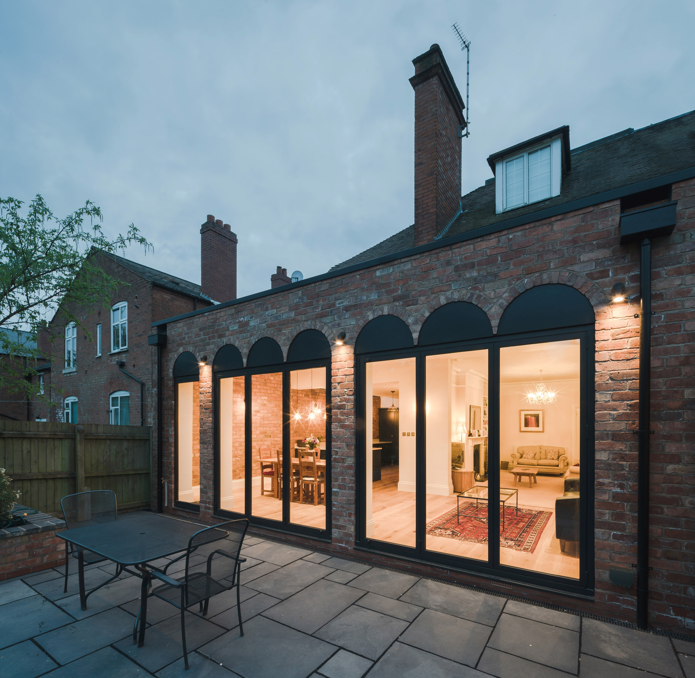Choir Singer's House by Intervention Architecture