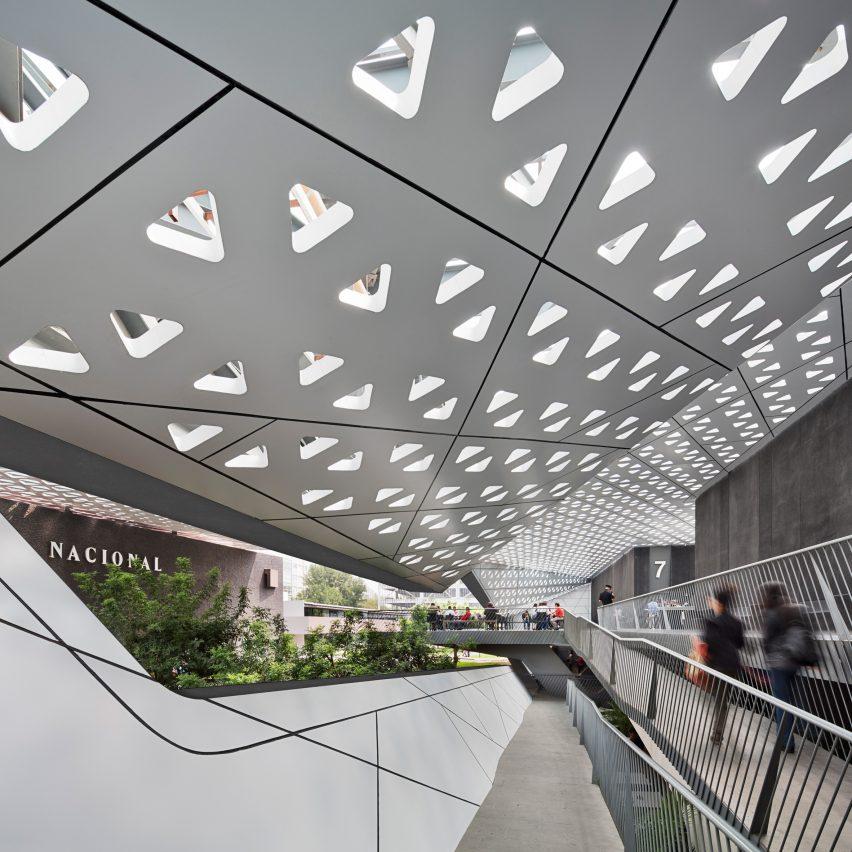 Cineteca Nacional Siglo XXI by Rojkind Arquitectos