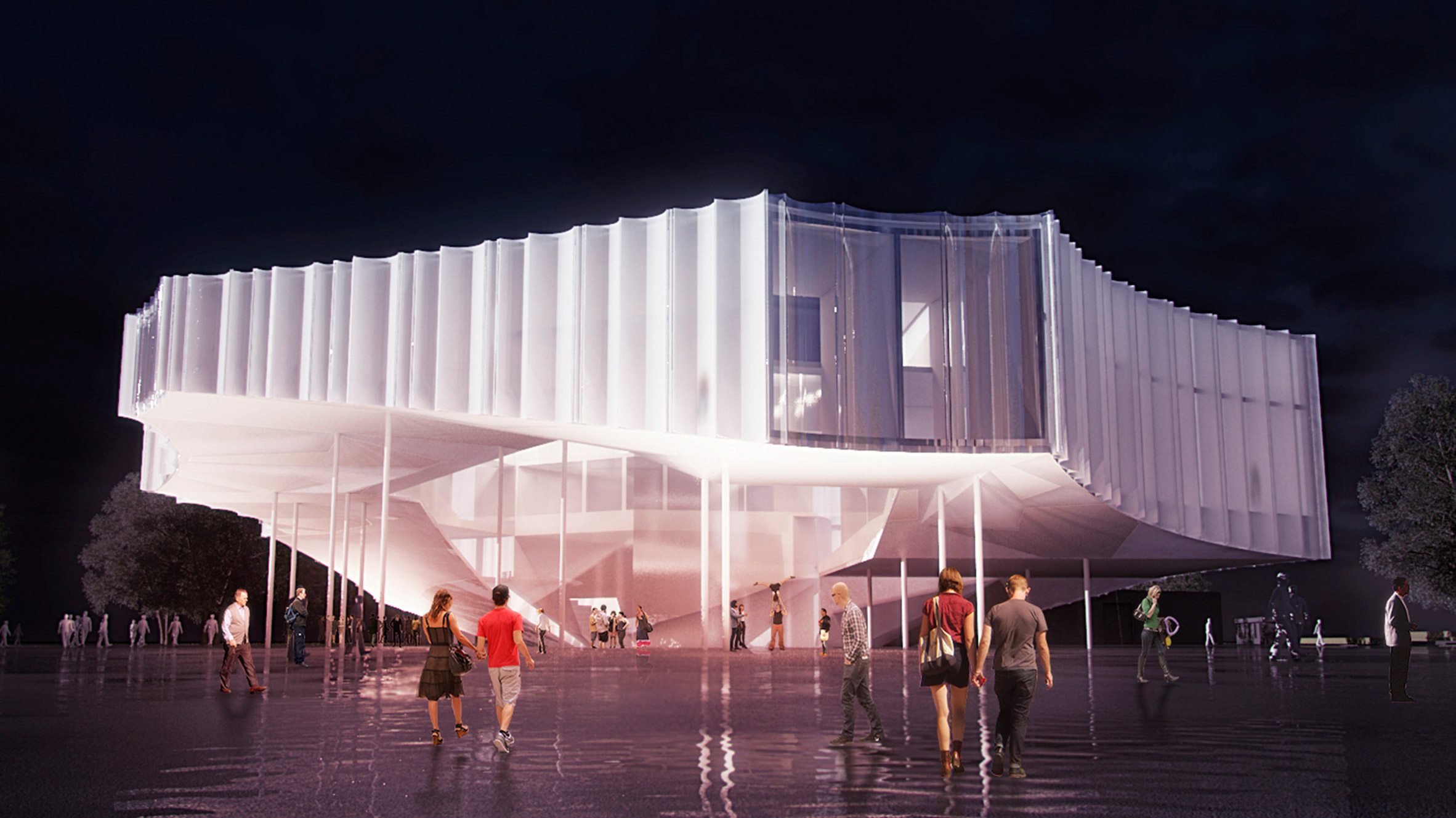 Circus Conservatory by Höweler + Yoon Architecture