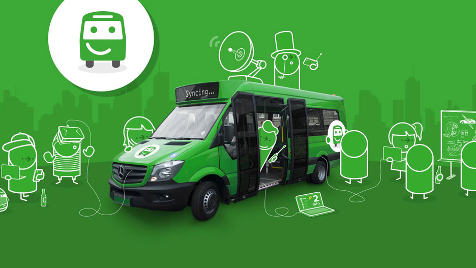 Transport App Citymapper Testing Bus Service