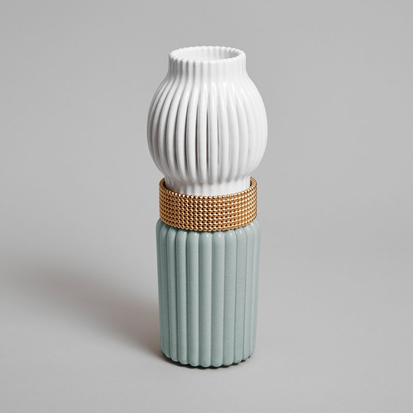 Vase by Marie-Victoire Winckler at Othr x Collective Design Fair