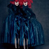 Rei Kawakubo (Japanese, born 1942) for Comme des Garçons (Japanese, founded 1969), Blue Witch, spring/summer 2016