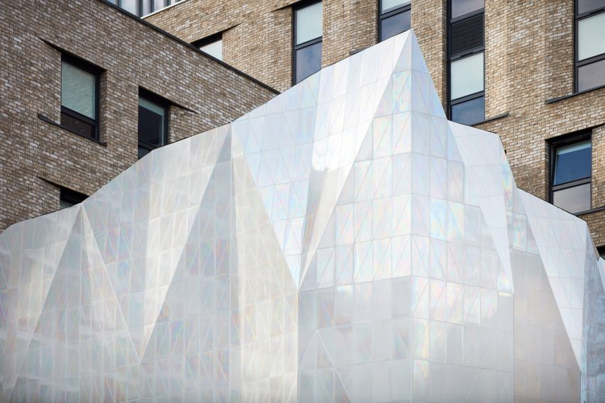 Community theatre and creative hub by Jestico + Whiles