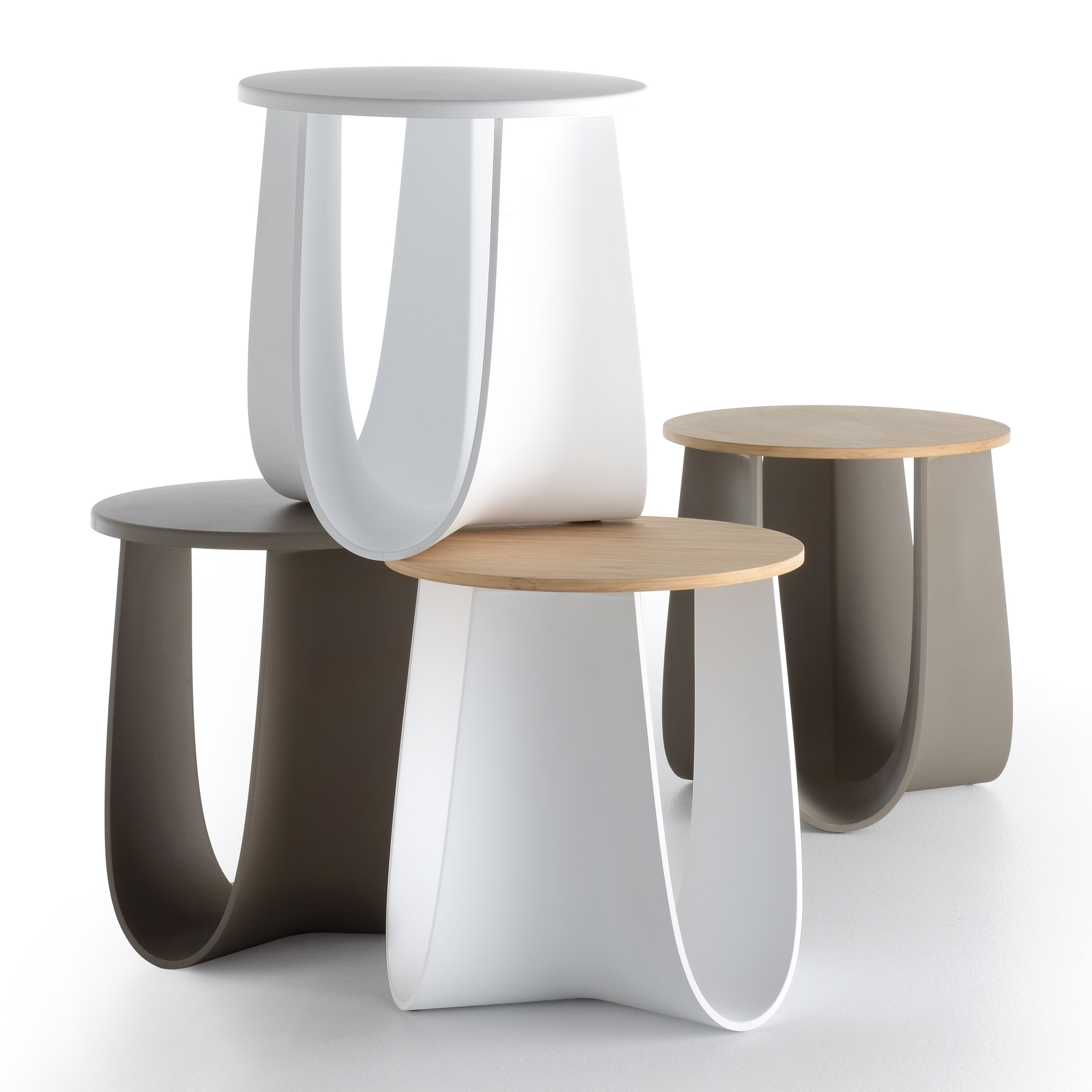 Competition: win a Sag stool designed by Nendo for MDF Italia