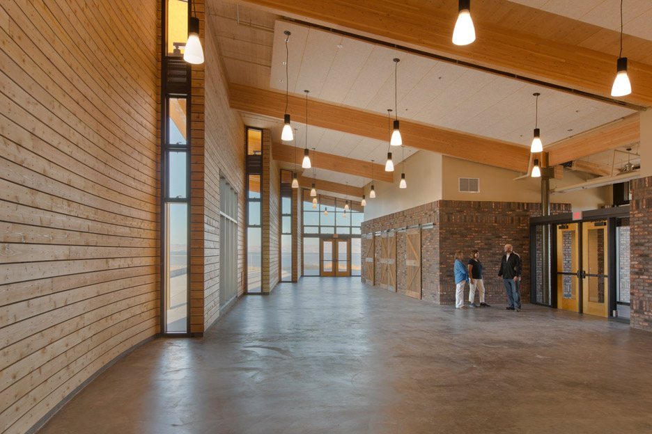 Cooley Landing Education Center by FOG Studio