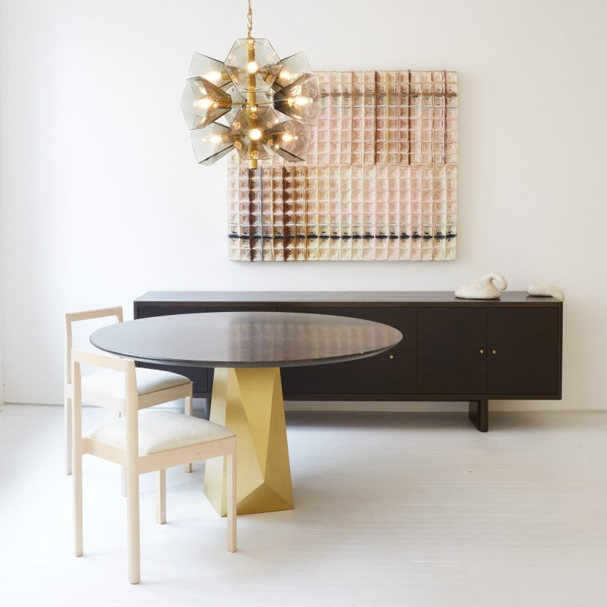 Egg collective 39 s designing women exhibition unites new for Egg designs furniture