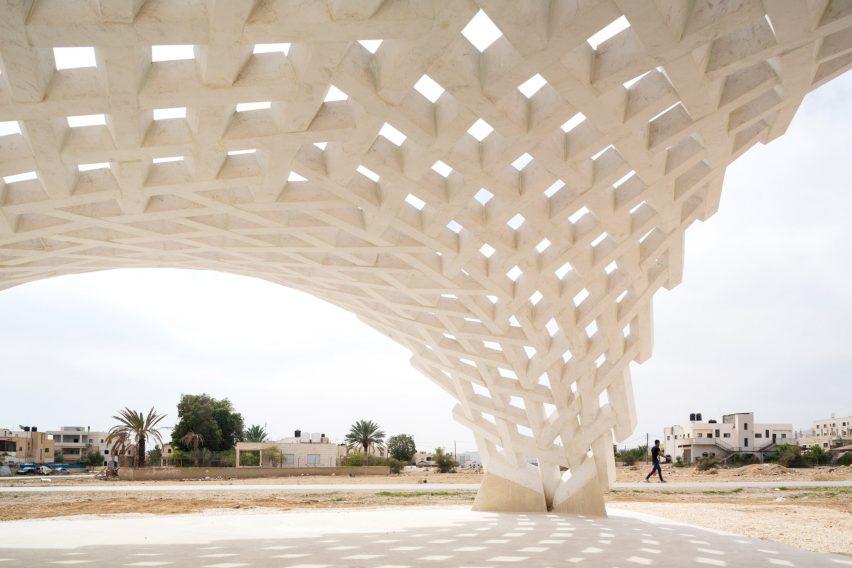 el-Atlal by AAU Anastas and GSA Research Lab