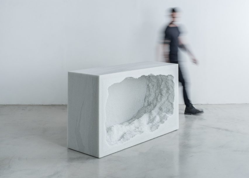 Thaw console by Fernando Mastrangelo
