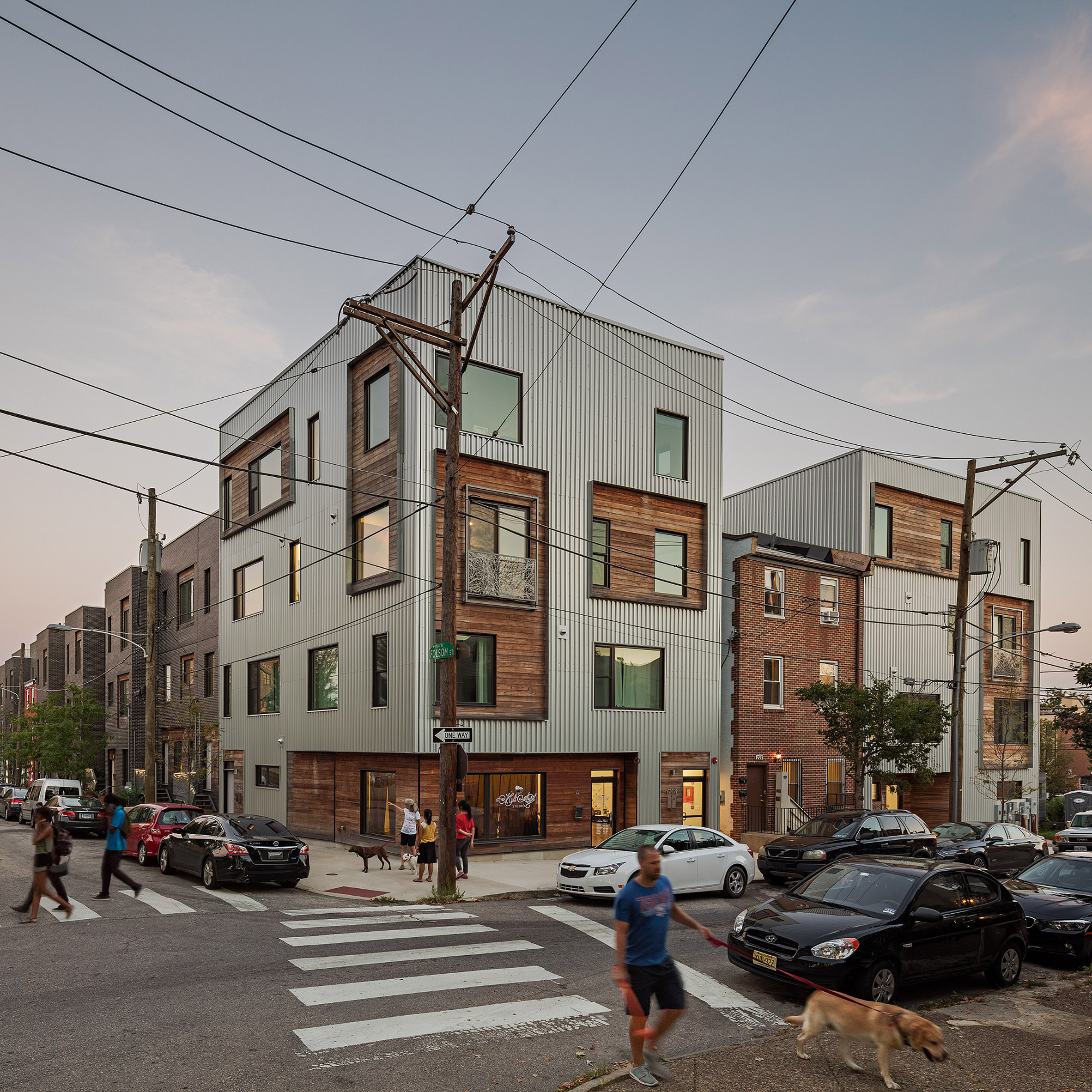 ISA creates hybrid housing plex for gentrifying neighbourhood