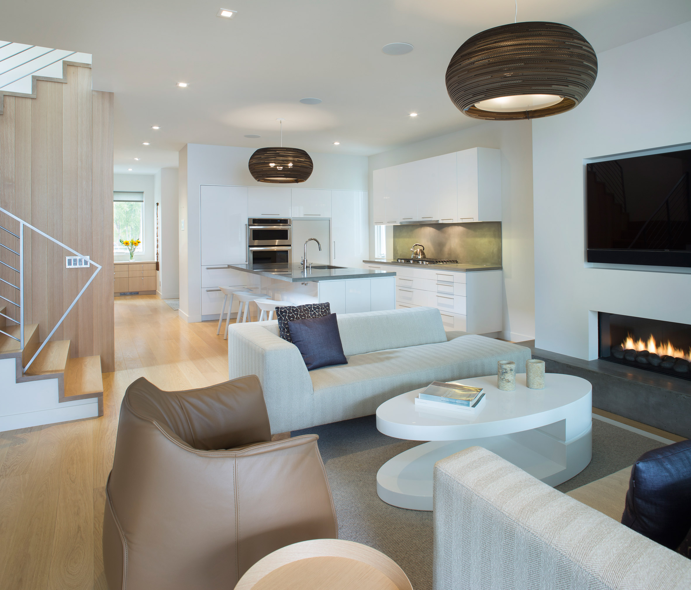 Game On residence by Rowland + Broughton