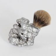 13 designers reimagine the shaving brush for Good Thing collection