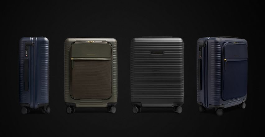 Horizn suitcase competition