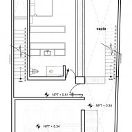 Plan for House S1 by Evelop Arquitectura