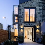 Mulroy Architects and Manea Kella extend Edwardian home in north London
