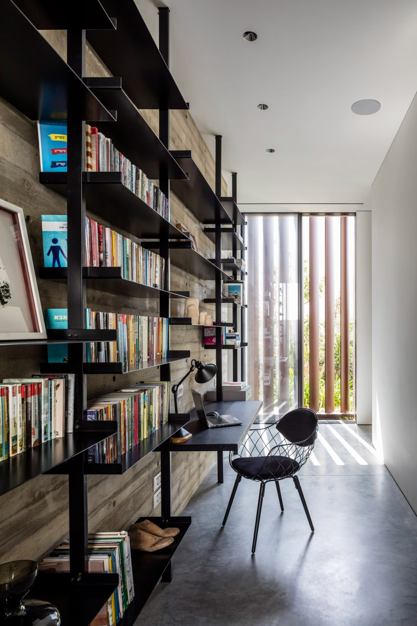 House in Tel Aviv by Bar Orian