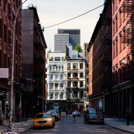 Dezeen, Tom Dixon and neighbours to throw Block Party on New York's Howard Street