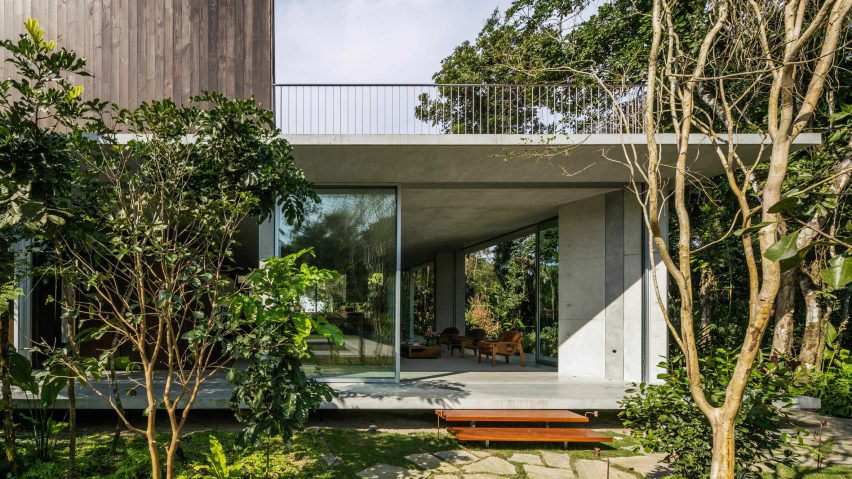 Itambuca House by Arquitetura Gui Mattos