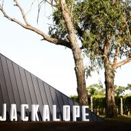 Jackalope hotel by Carr architects