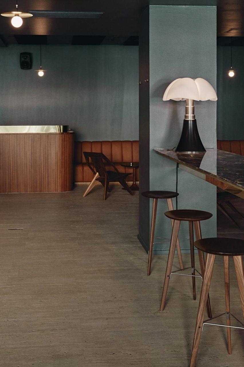 Jackie bar by Studio Joanna Laajisto