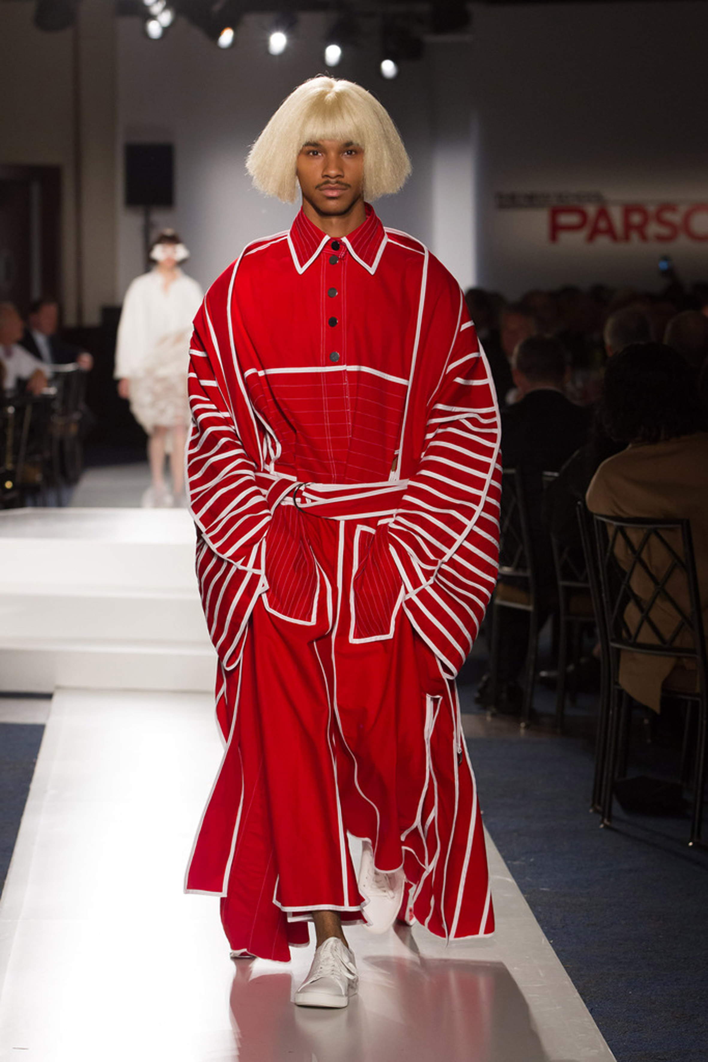 Six standout collections from Parsons 2017 graduate fashion show