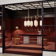Apparatus 2017 Collection at the Collective Design Fair