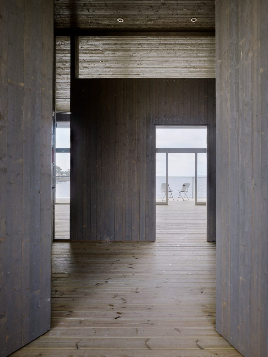 Karlhamn Cold Bath by White Arkitekter