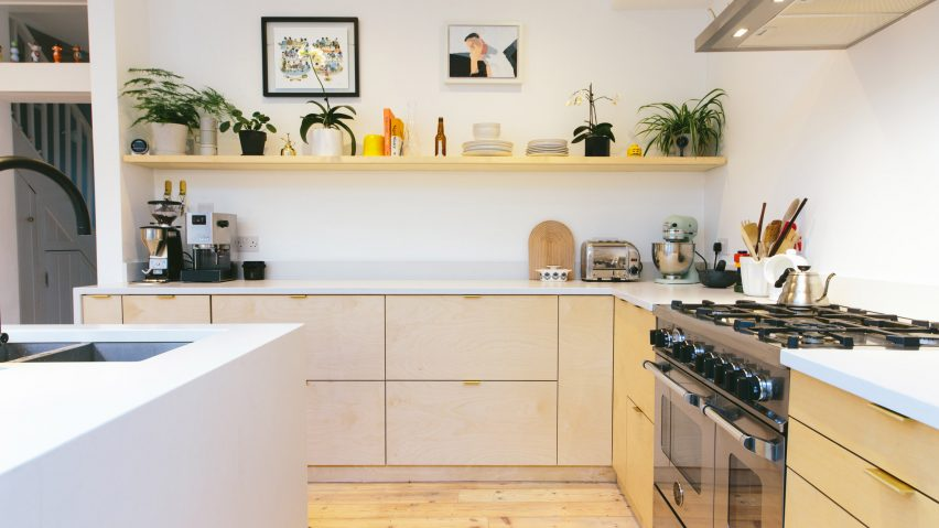 Plykea hacks IKEA\'s Metod kitchens with plywood fronts