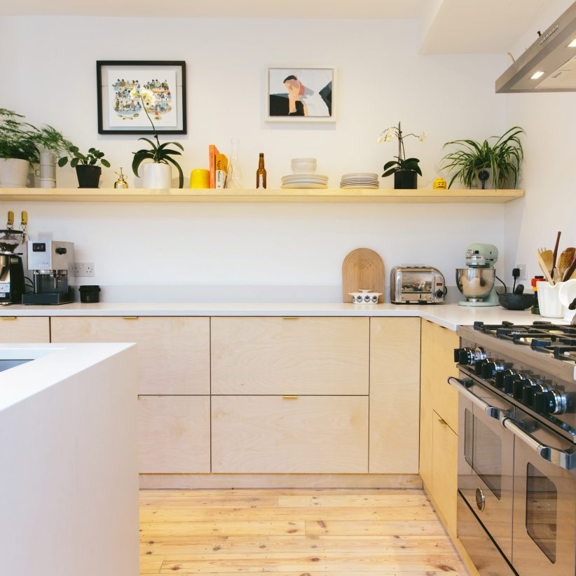 Plykea Hacks Ikea 39 S Metod Kitchens With Plywood Fronts Archiweb 3 0