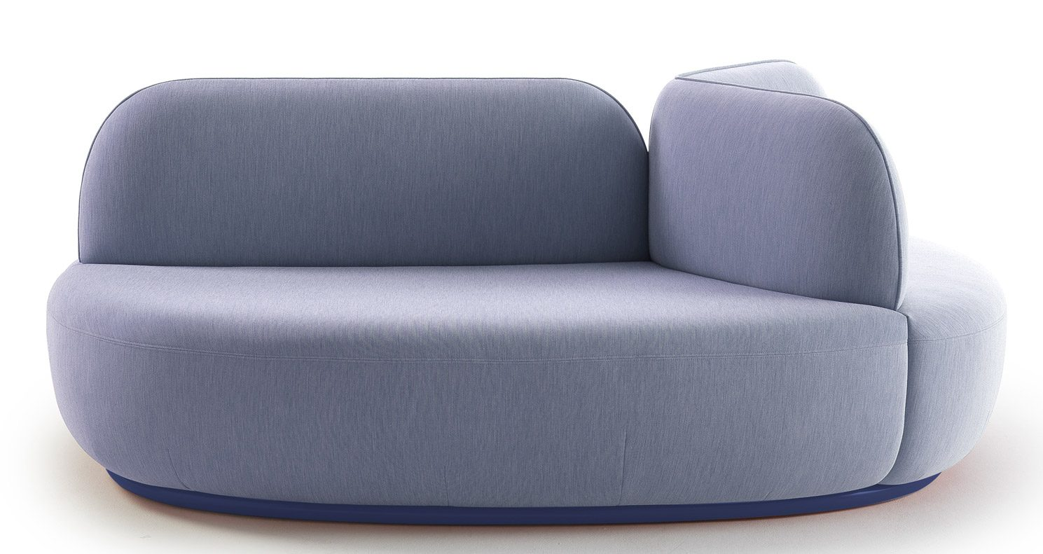 Sancal provides refuge for weary travellers with La Isla sofa