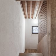 Ladislav Hudec Shanghai villa renovation by Atelier XÜK