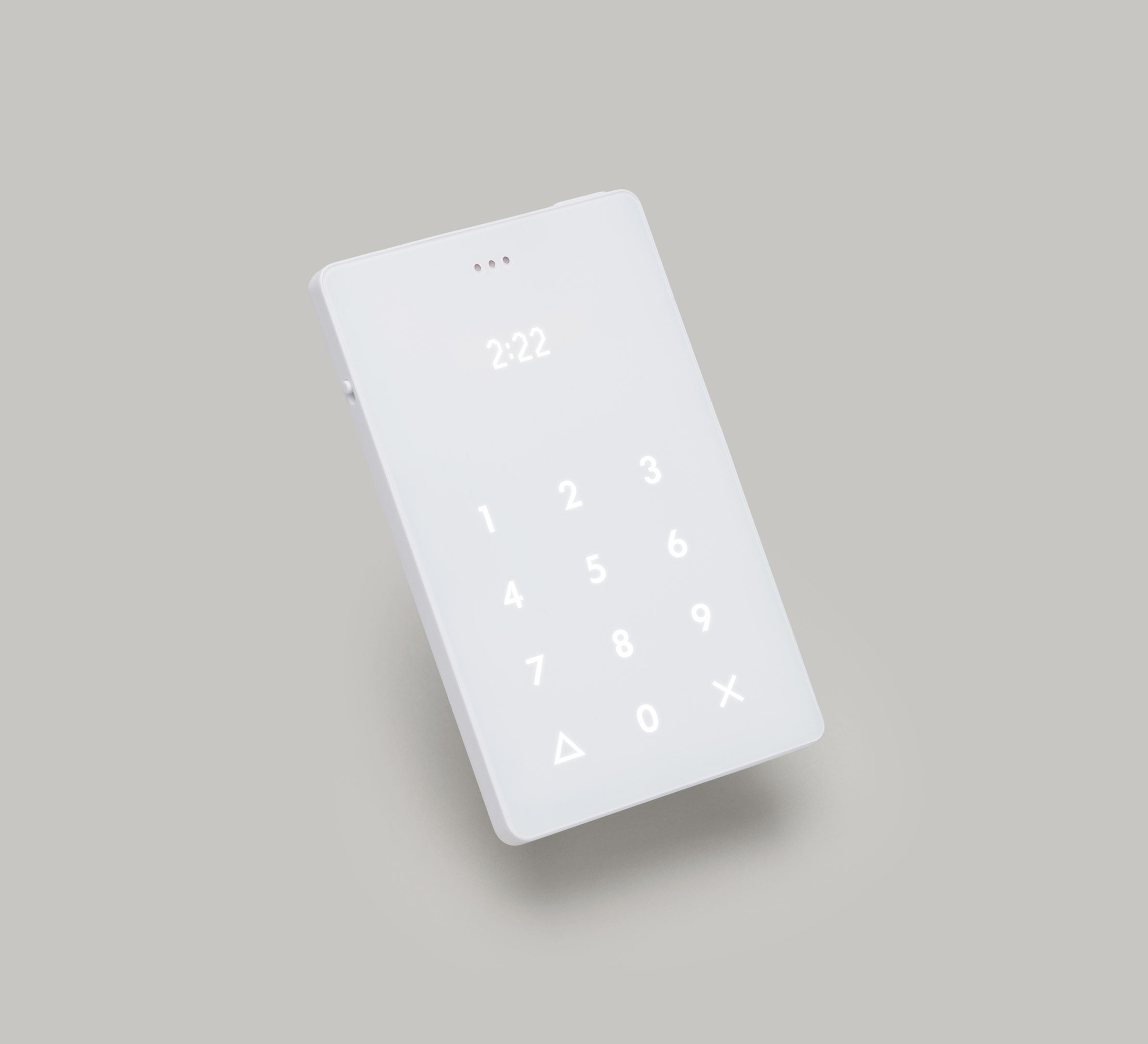 Minimalist Light Phone is designed to be used as little as possible