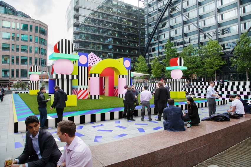 London Design Festival 2017 installations