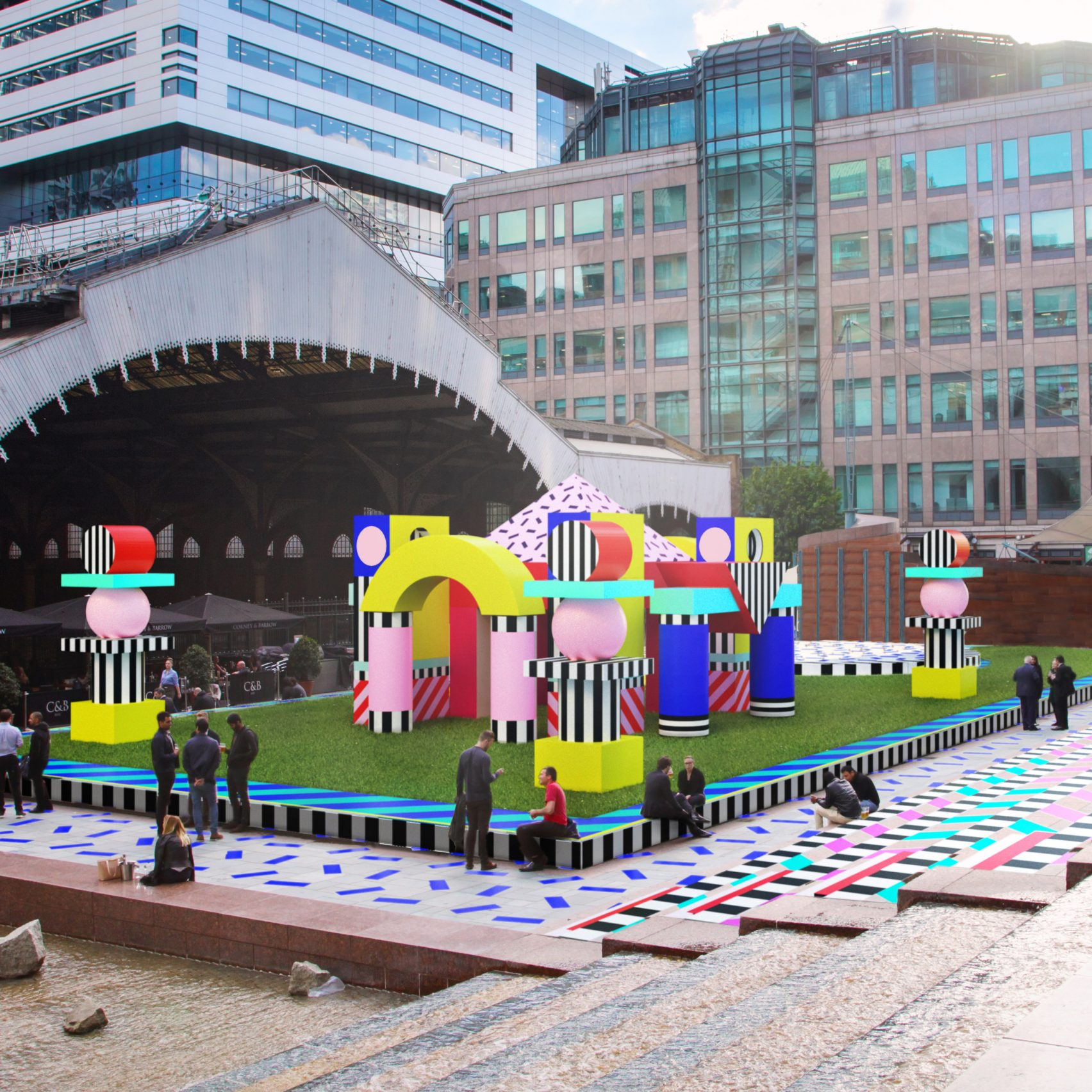 London Design Festival 2017 installations