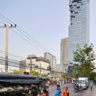 MahaNakhon Tower by Buro Ole Scheeren