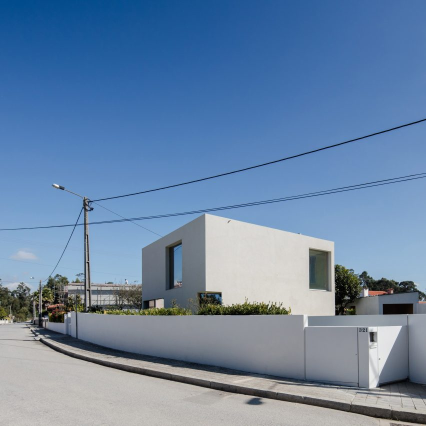 Mami house by NOArquitectos LDA
