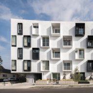 Mariposa1038 apartments by LOHA