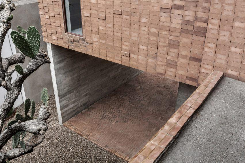 Mezquites House by AS/D Asociación de Diseño