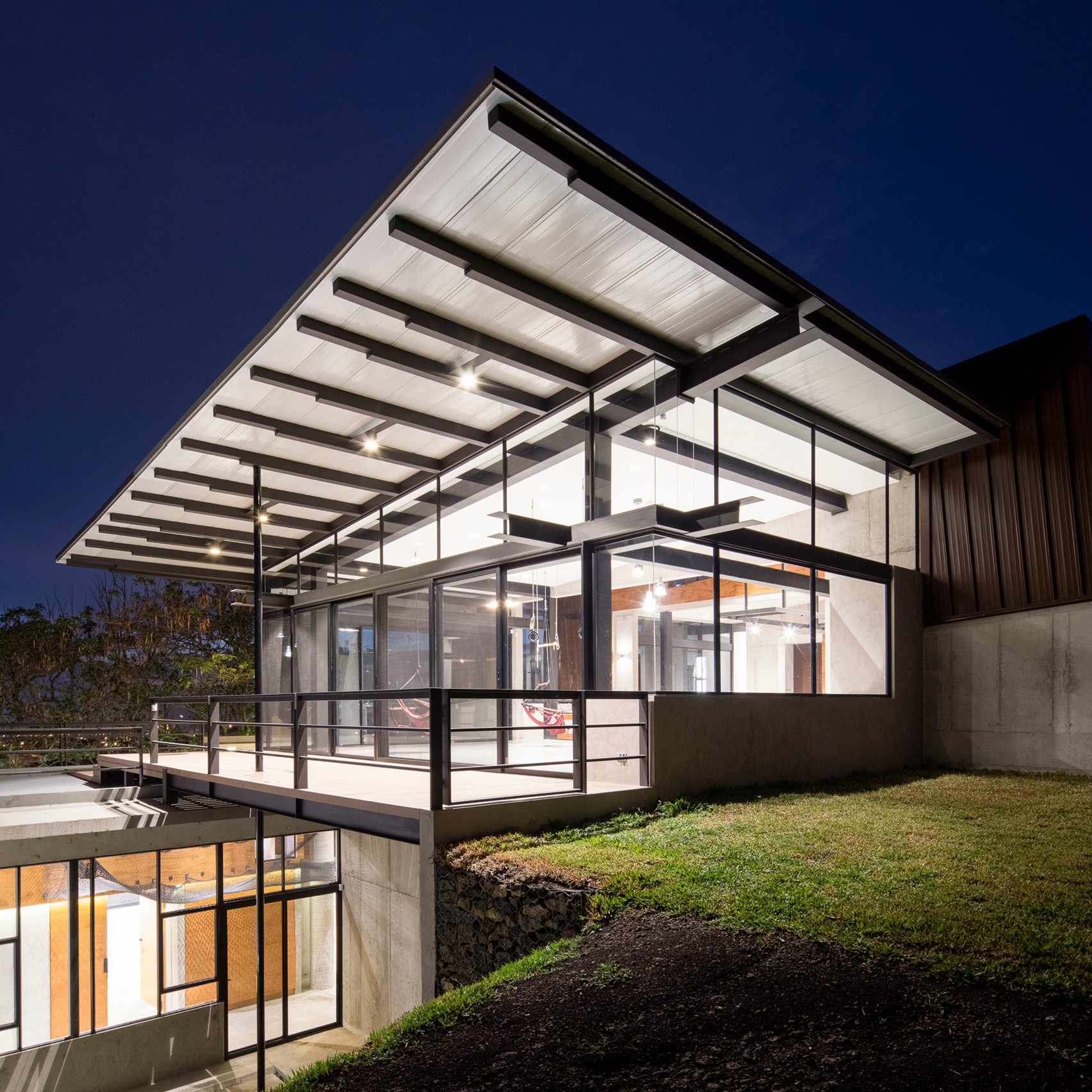 Murray Music House by Carazo Arquitectura