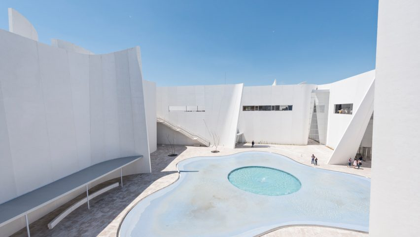 Museo Internacional del Barroco by Toyo Ito & Associates