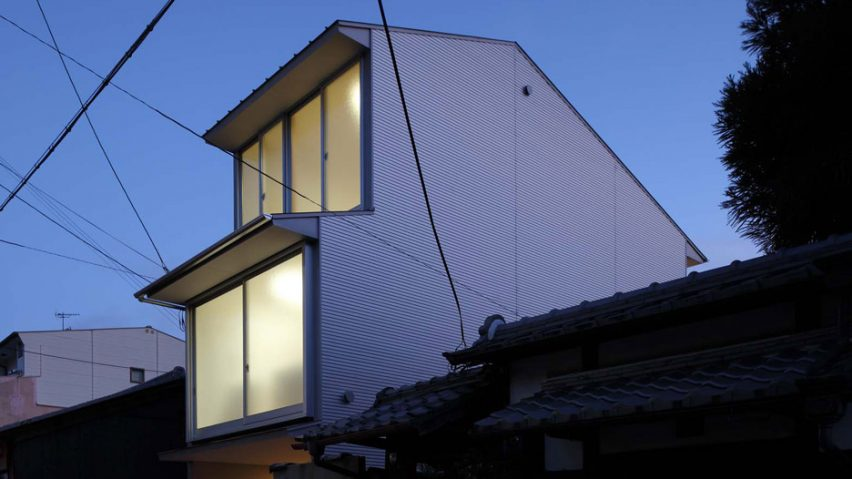 New Kyoto Townhouse 2 by Alphaville Architects