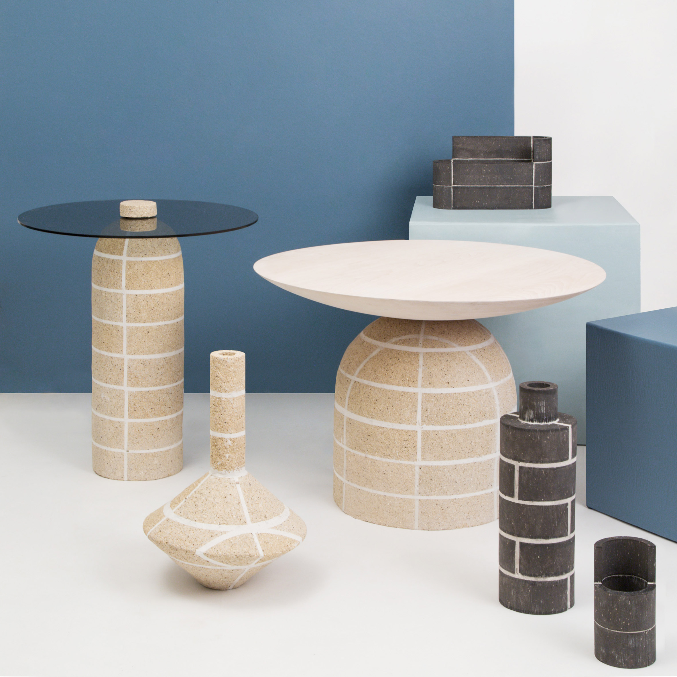 Sight Unseen pairs Norwegian and American designers