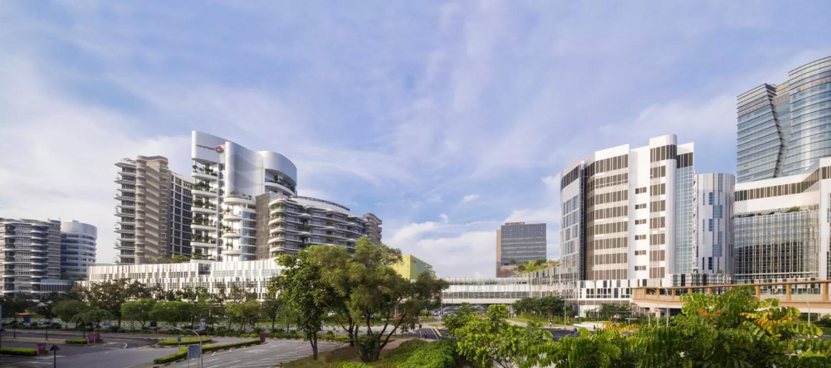 Ng Teng Fong General Hospital & Jurong Community Hospital